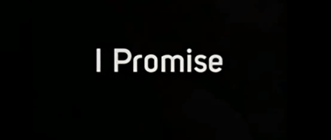 "Image of ""I Promise"" from the Rescuer's Creed"